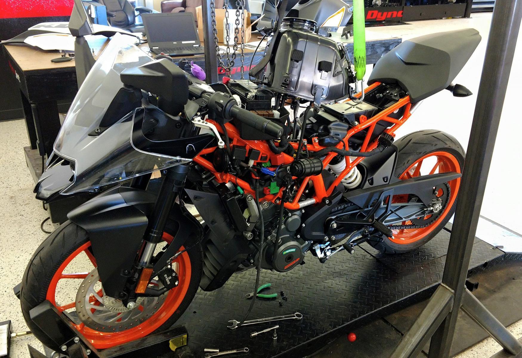 R&D Testing and ECU Reverse Engineering - KTM Duke 390 Forum