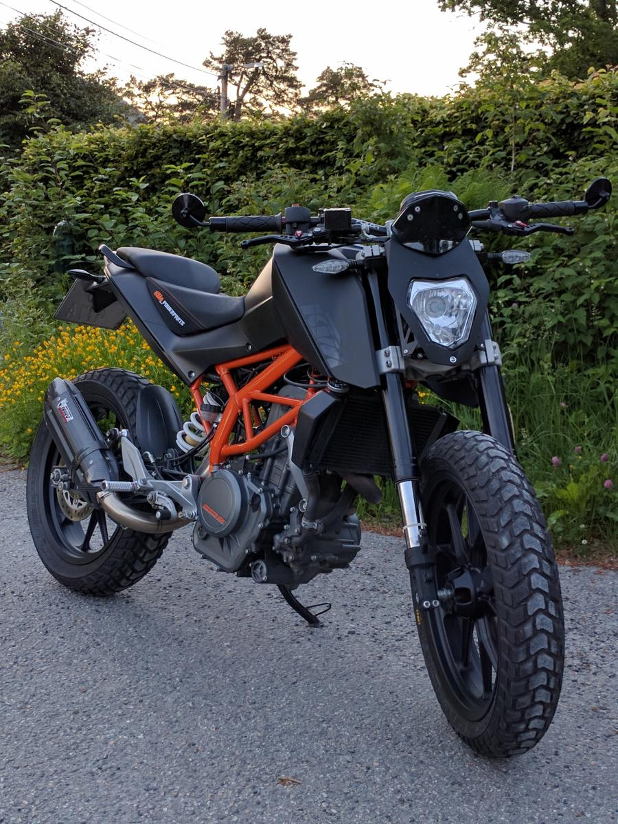What Did You Do To Your Duke 390 Today Page 107 Ktm