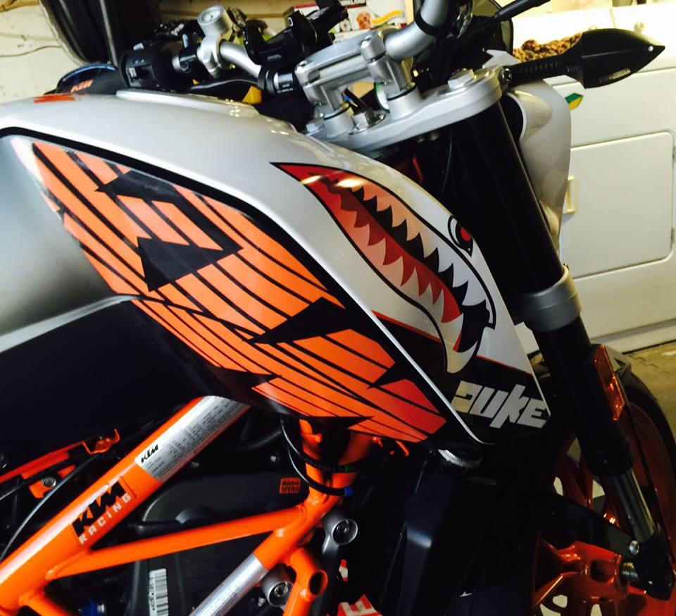What Did You Do To Your Duke 390 Today Page 73 Ktm Duke 390 Forum