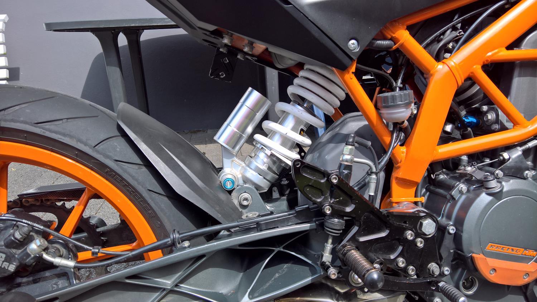 Fit For KTM Duke 390 Rear Monoshock Shocker Complete