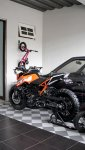 KTM Duke 250 Simple Mod