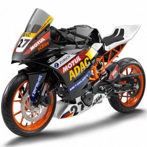 KTM RC390 Front Right