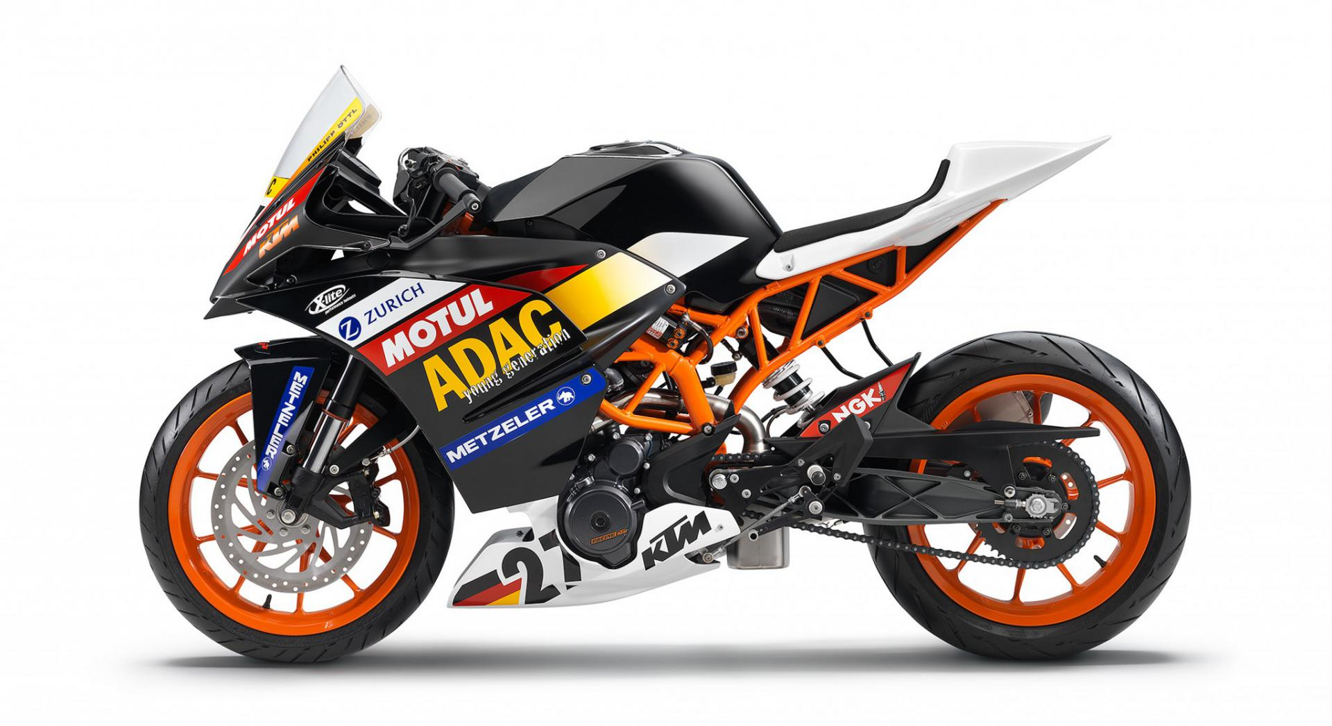 prices for rc390 race bike and series registration announced - ktm